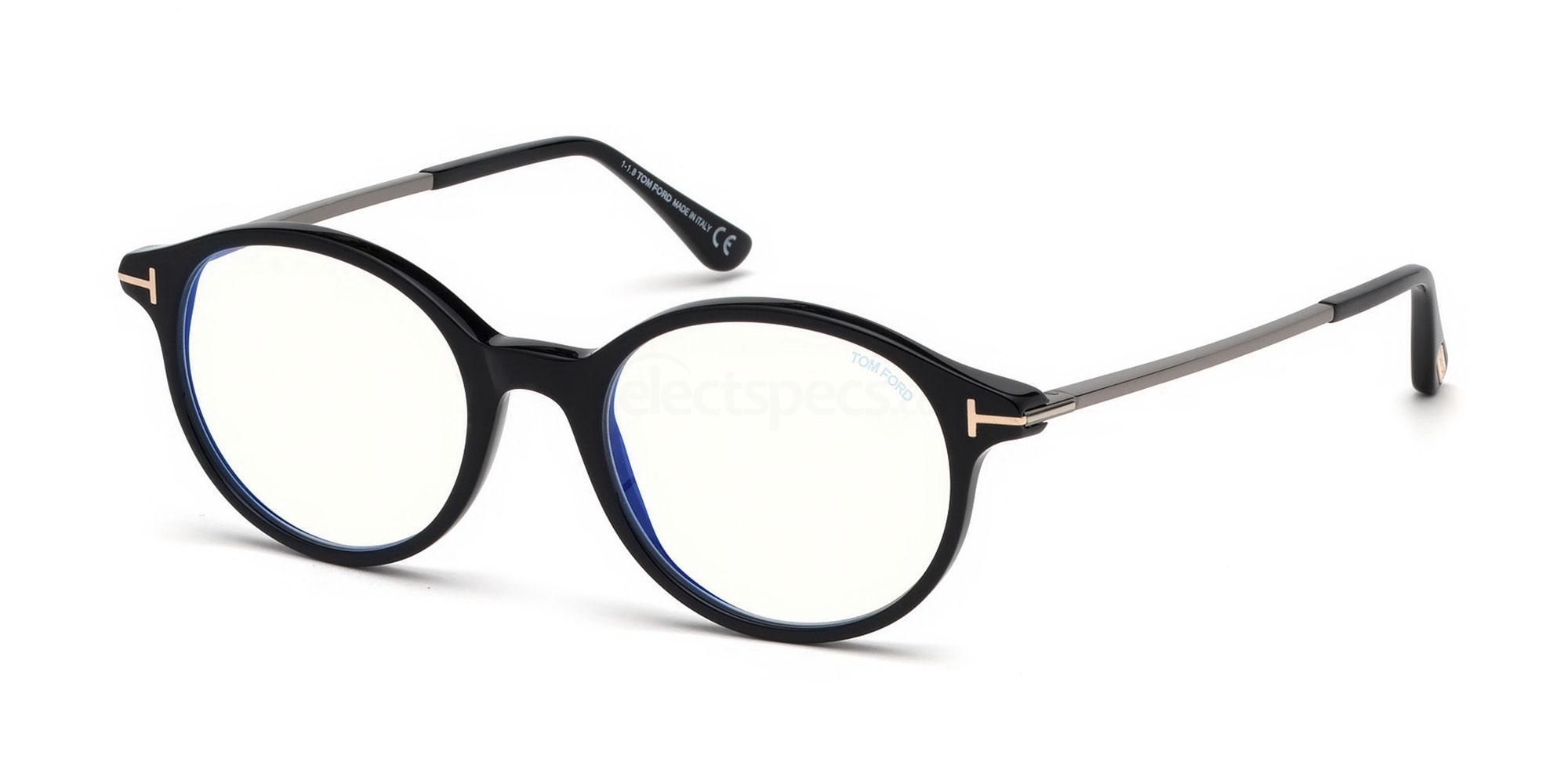 001 FT5554-B Glasses, Tom Ford