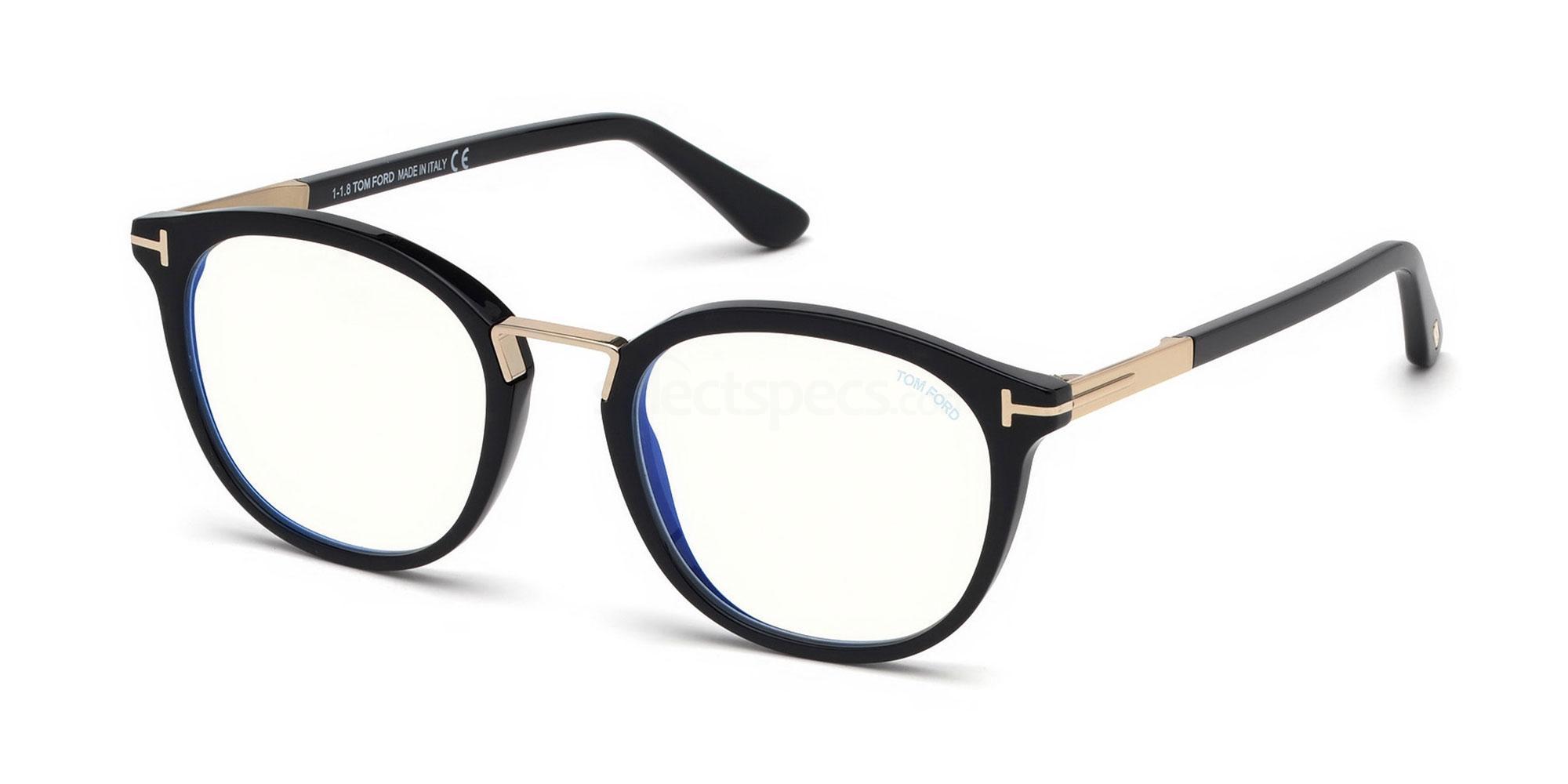 001 FT5555-B Glasses, Tom Ford