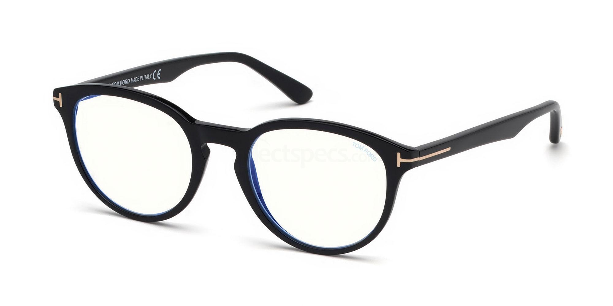 001 FT5556-B Glasses, Tom Ford