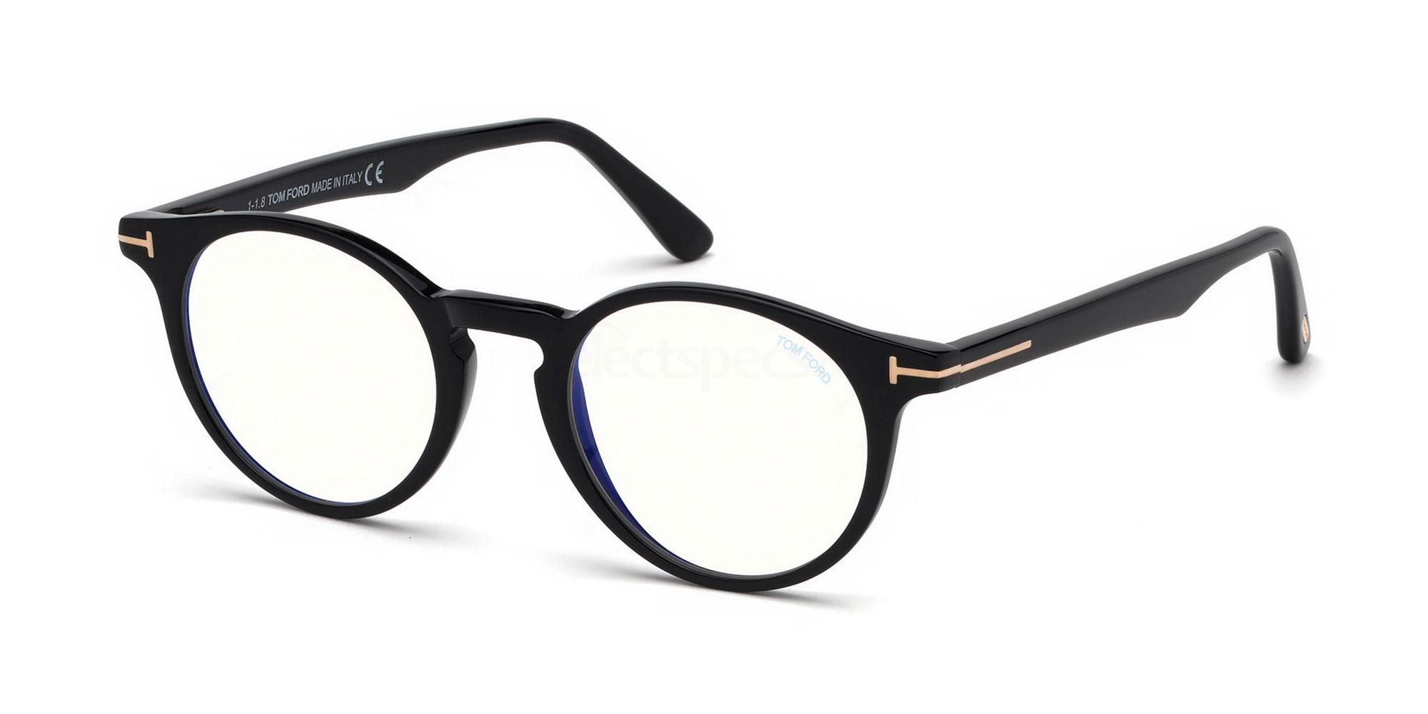001 FT5557-B Glasses, Tom Ford