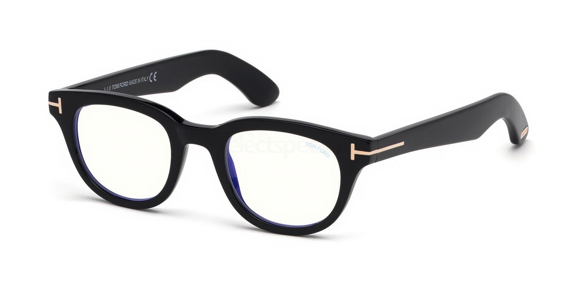 001 FT5558-B Glasses, Tom Ford