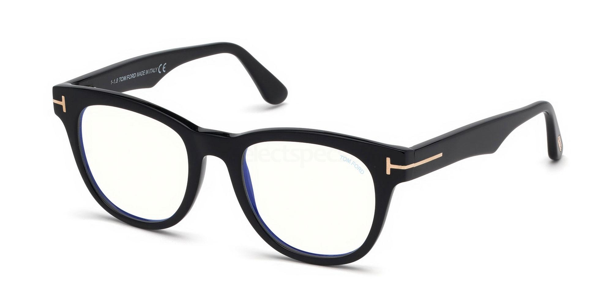 001 FT5560-B Glasses, Tom Ford