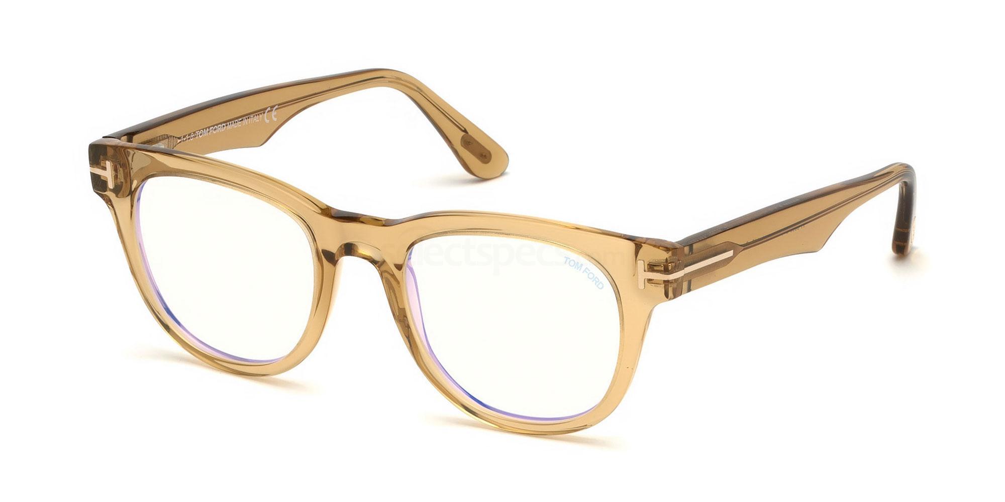AW20 eyewear trends transparent glasses warm tones tom ford