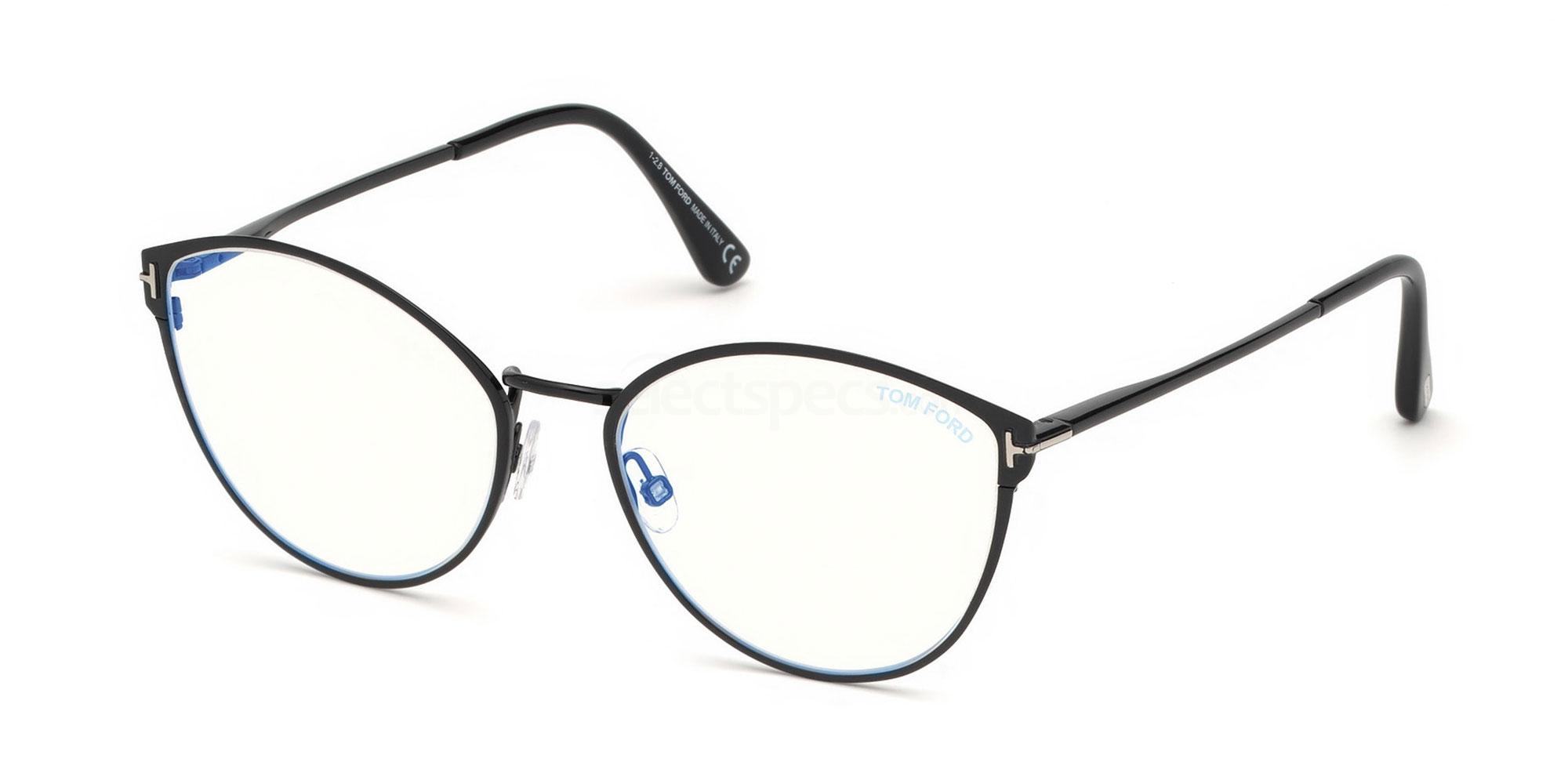 001 FT5573-B Glasses, Tom Ford
