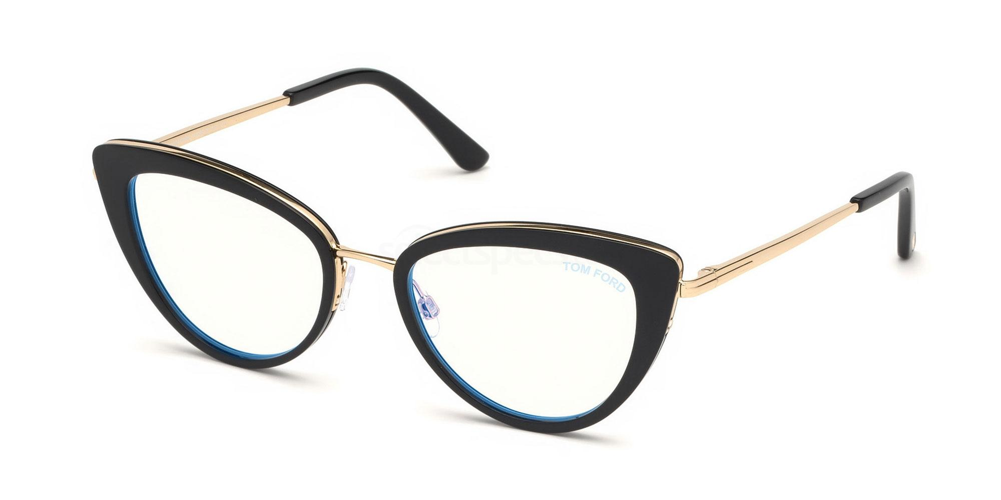 001 FT5580-B Glasses, Tom Ford