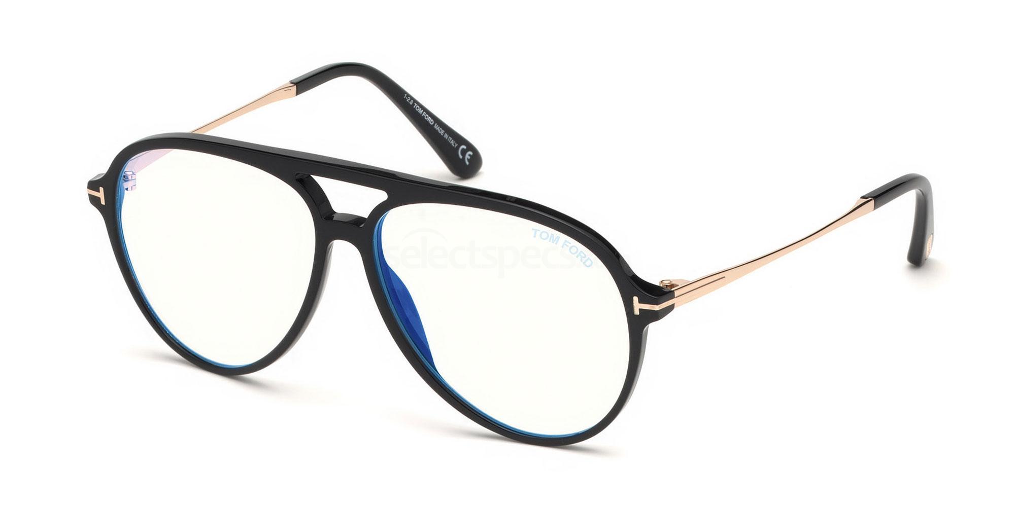 001 FT5586-B Glasses, Tom Ford