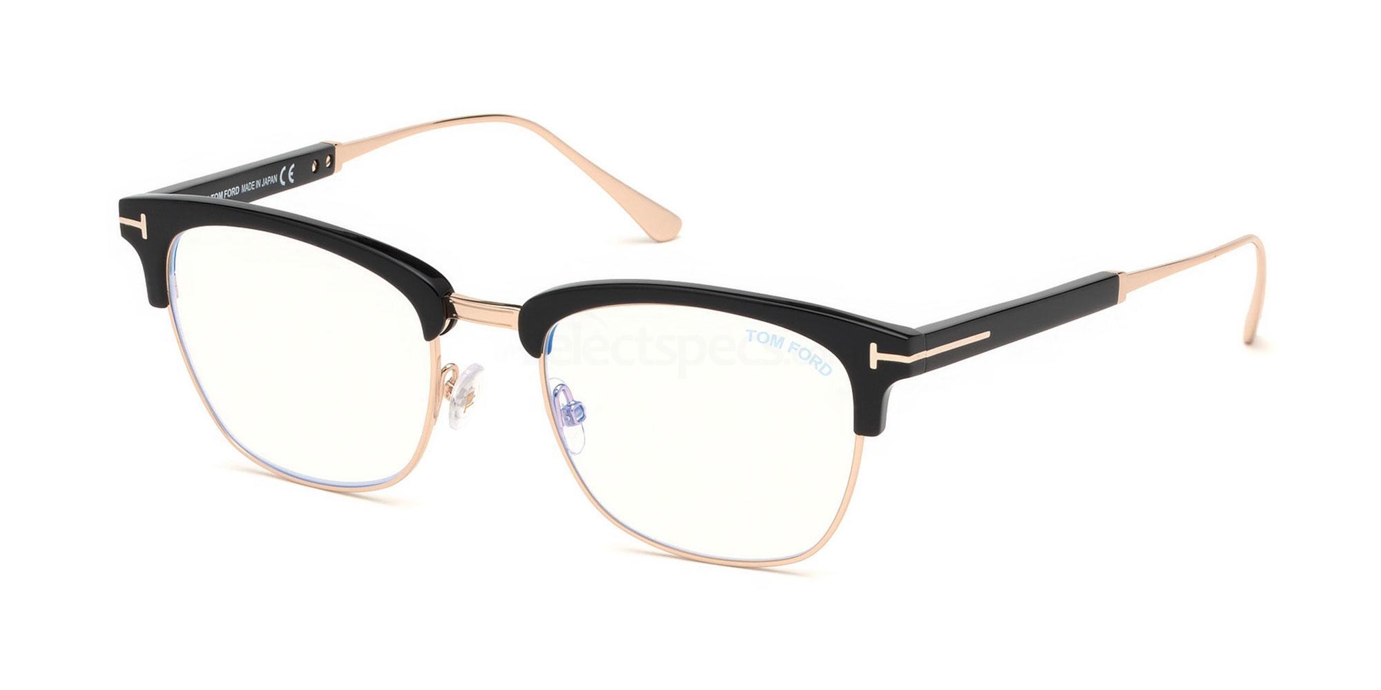 001 FT5590-B Glasses, Tom Ford
