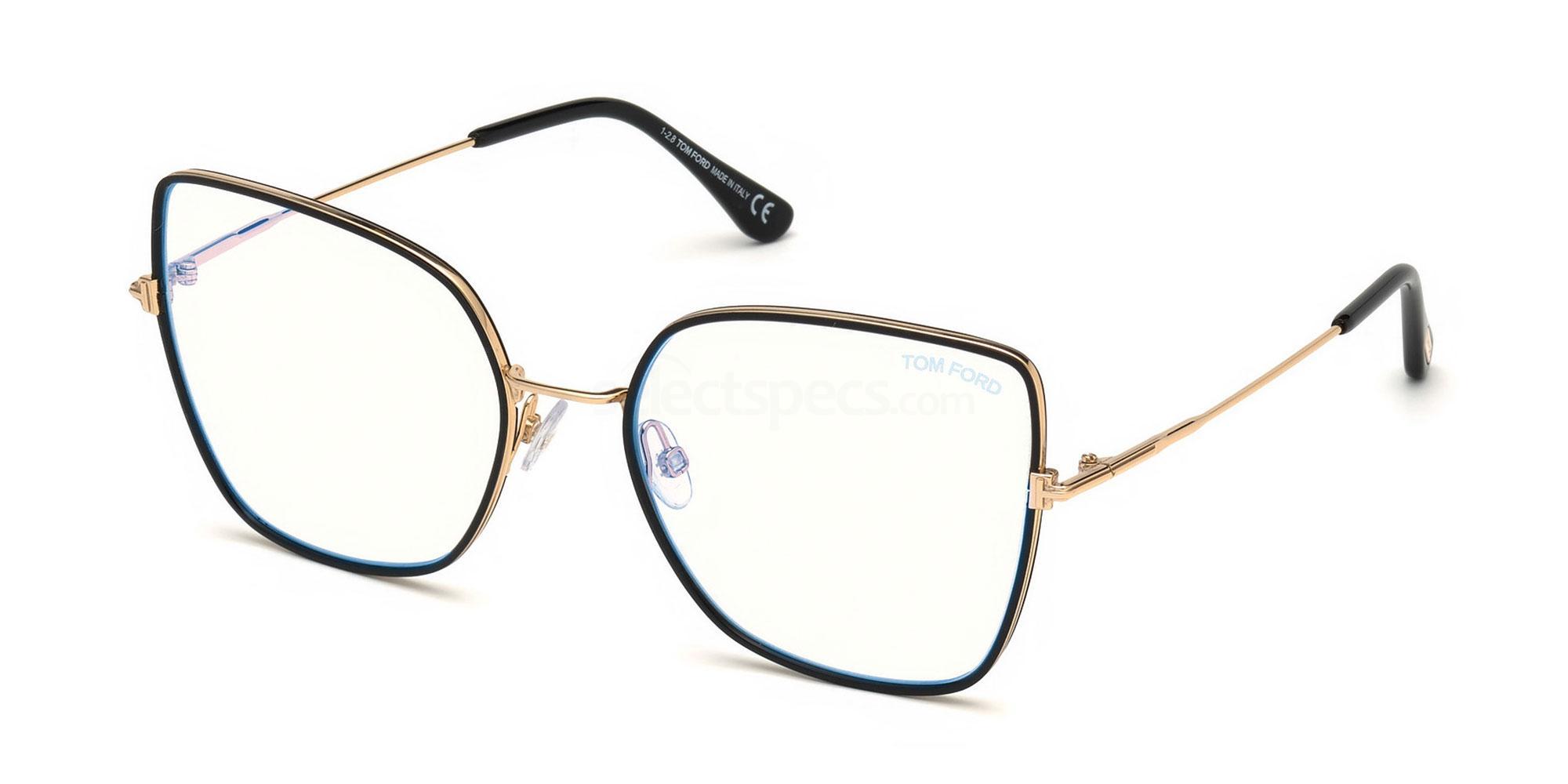 001 FT5630-B Glasses, Tom Ford
