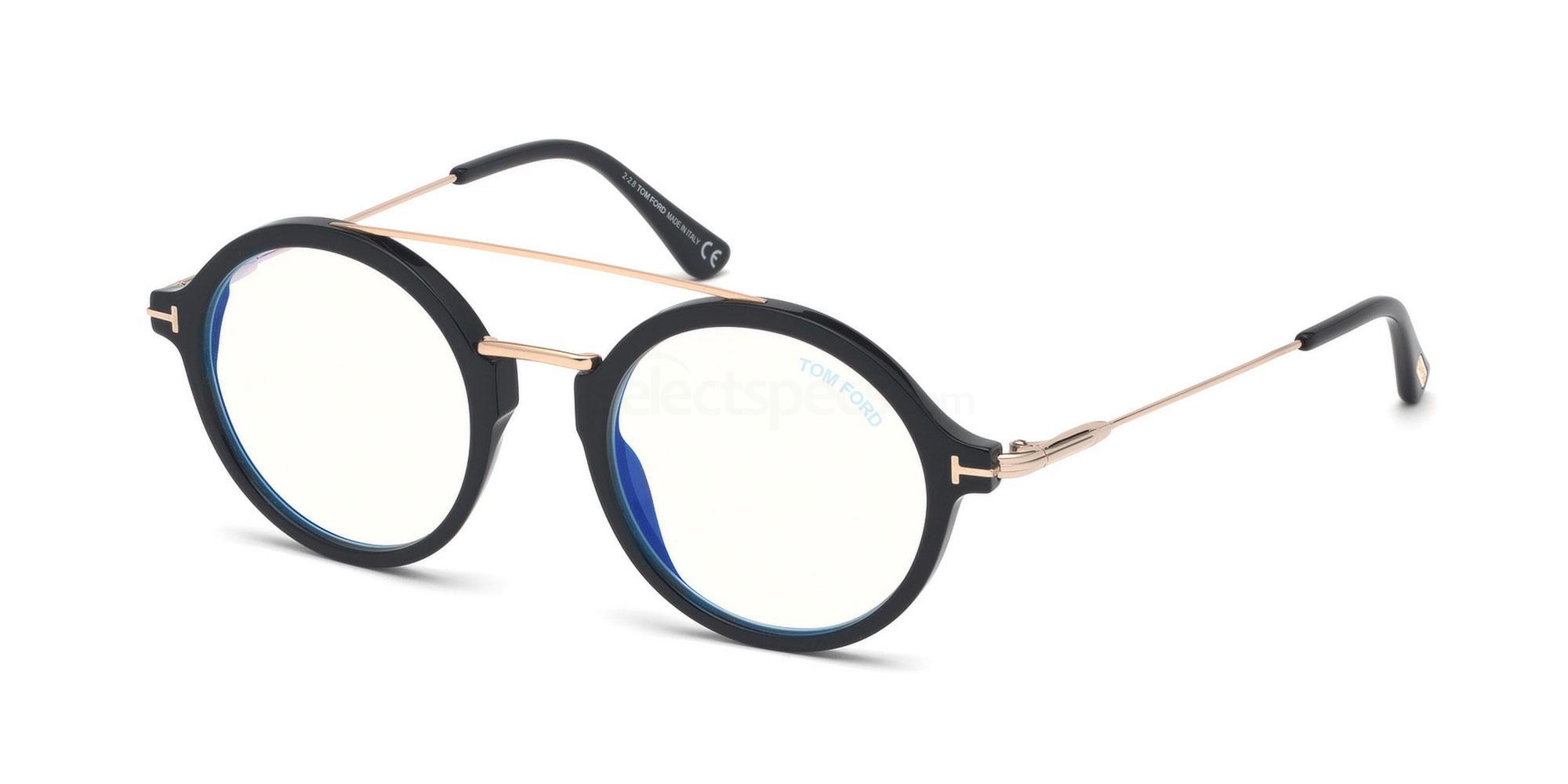 001 FT5596-B Glasses, Tom Ford