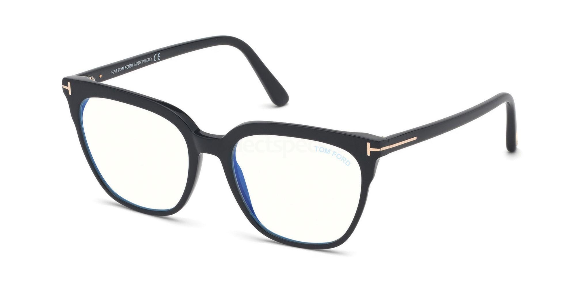 001 FT5599-B Glasses, Tom Ford