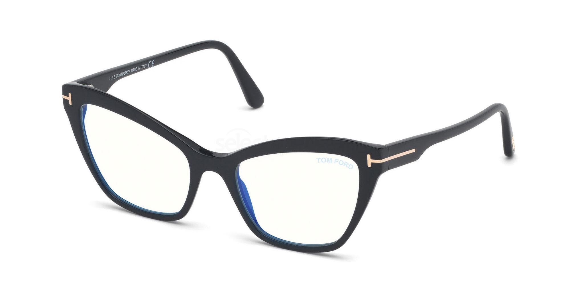 001 FT5601-B Glasses, Tom Ford