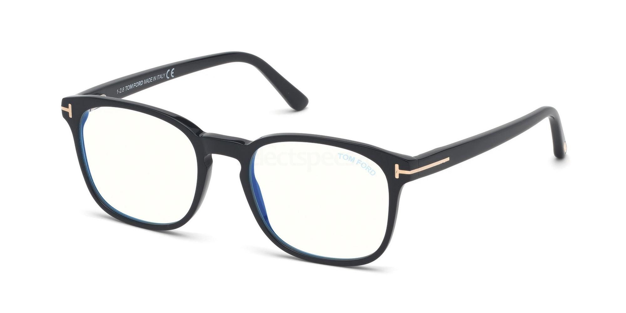 001 FT5605-B Glasses, Tom Ford