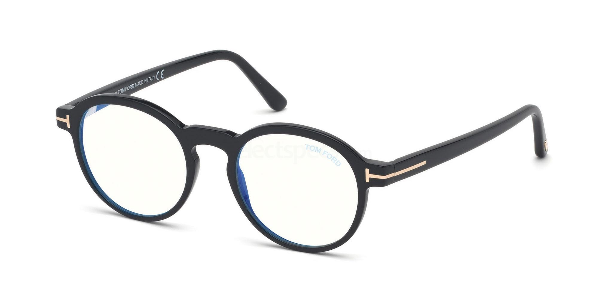001 FT5606-B Glasses, Tom Ford