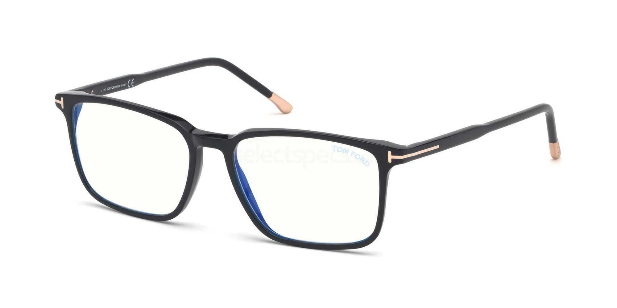 001 FT5607-B Glasses, Tom Ford