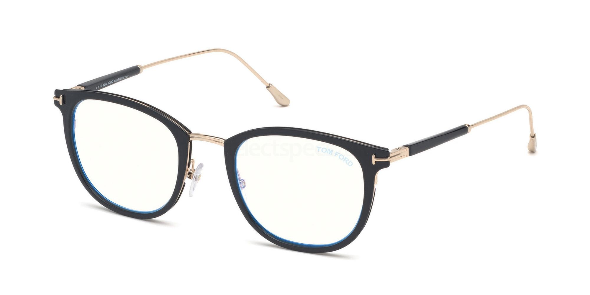 001 FT5612-B Glasses, Tom Ford