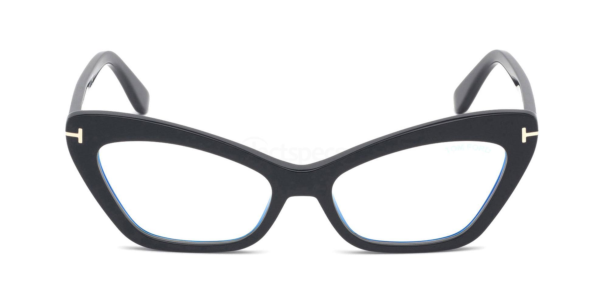 001 FT5643-B Glasses, Tom Ford
