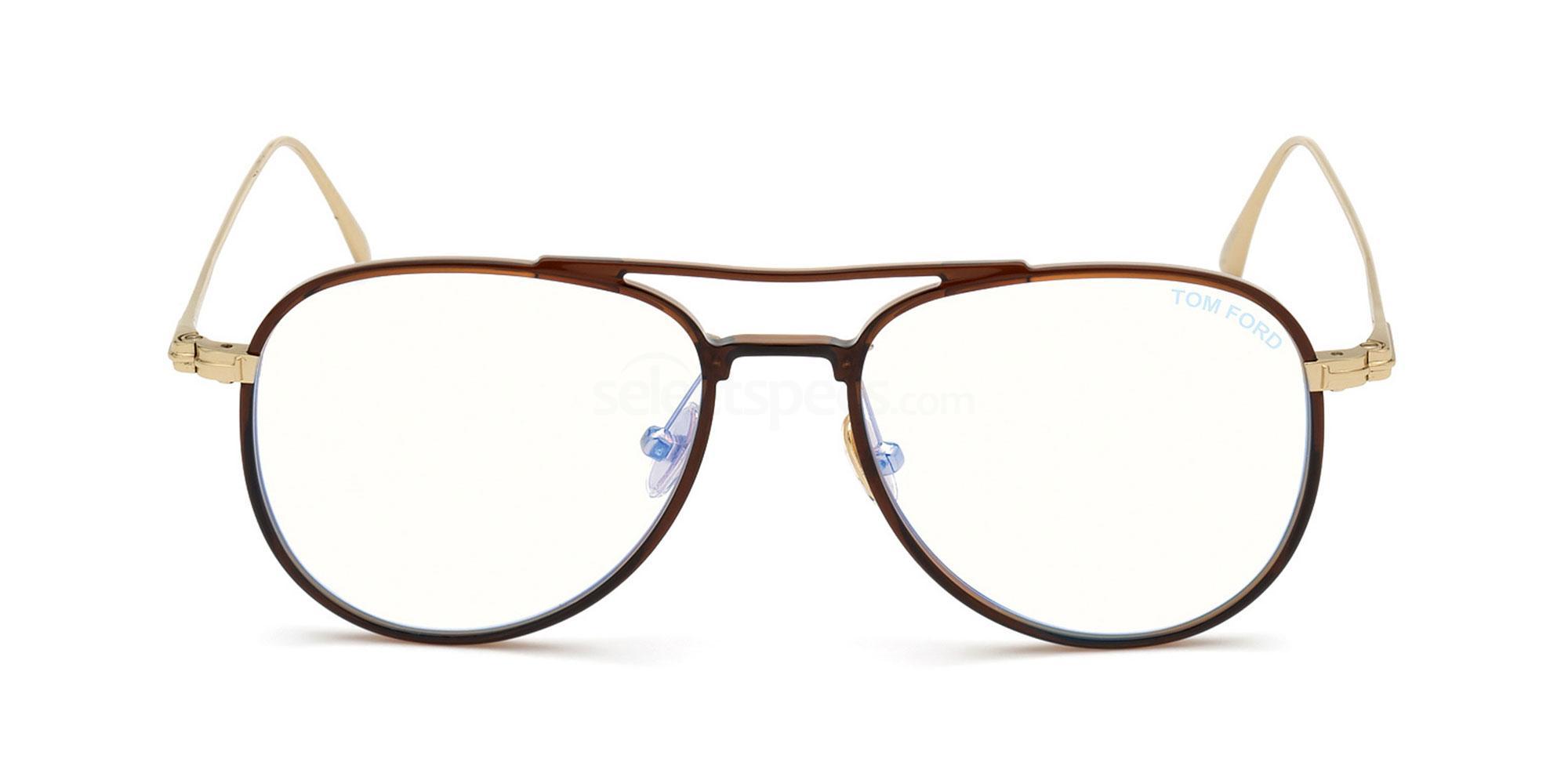 048 FT5666-B Glasses, Tom Ford