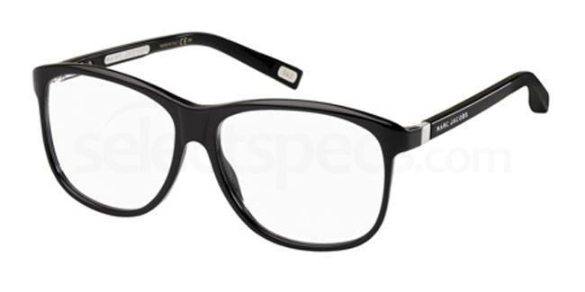 807 MJ 412 Glasses, Marc Jacobs