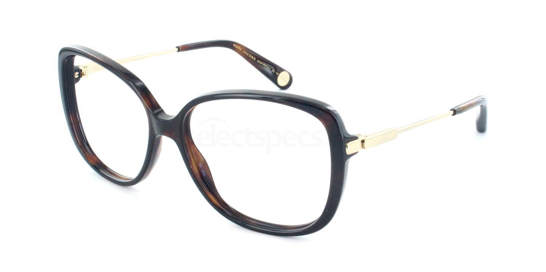 8NQ MJ 494 Glasses, Marc Jacobs