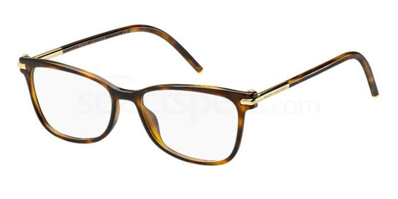 TLR MARC 53 Glasses, Marc Jacobs