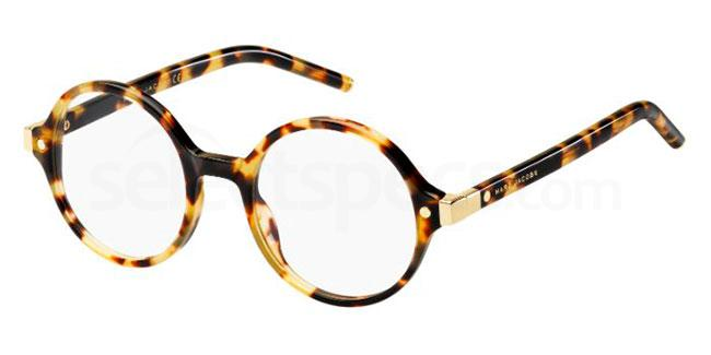 00F MARC 22 Glasses, Marc Jacobs