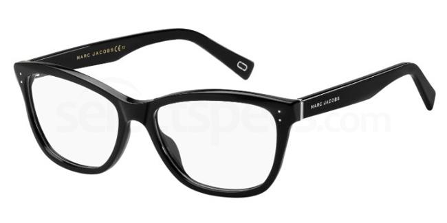 807 MARC 123 Glasses, Marc Jacobs