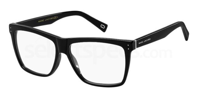 807 MARC 124 Glasses, Marc Jacobs