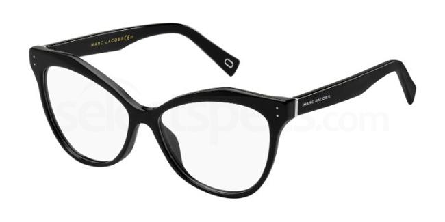 807 MARC 125 Glasses, Marc Jacobs