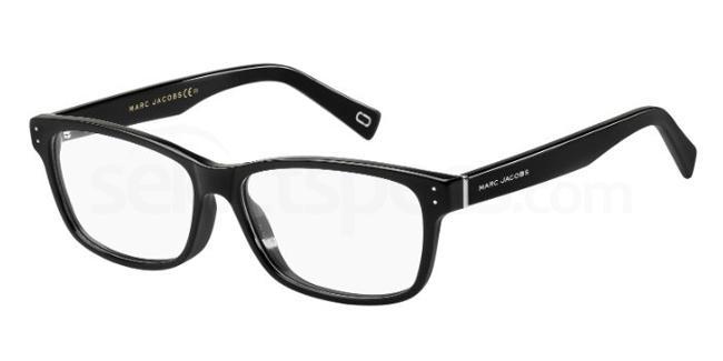 807 MARC 127 Glasses, Marc Jacobs
