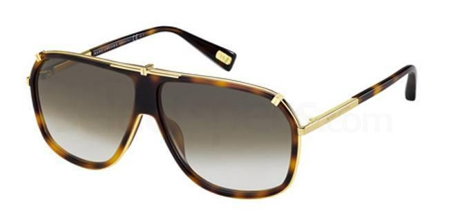 001 (JS) MJ 305/S (1/2) Sunglasses, Marc Jacobs