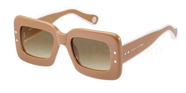 ENA (CC) MJ 501/S Sunglasses, Marc Jacobs