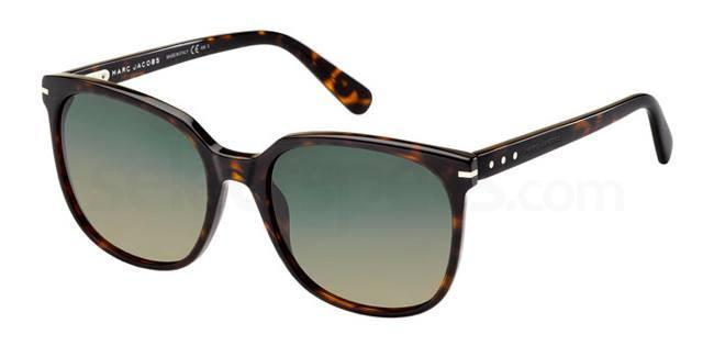 086 (R4) MJ 562/S Sunglasses, Marc Jacobs