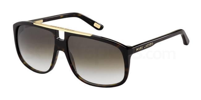 marc jacobs aviators for women