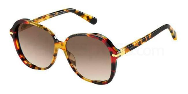 KW4 (JD) MJ 623/S Sunglasses, Marc Jacobs