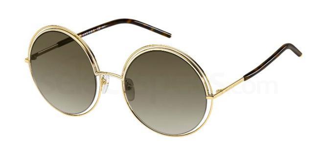 APQ  (HA) MARC 11/S Sunglasses, Marc Jacobs