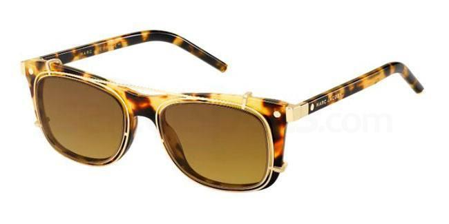 U63  (VO) MARC 17/S Sunglasses, Marc Jacobs