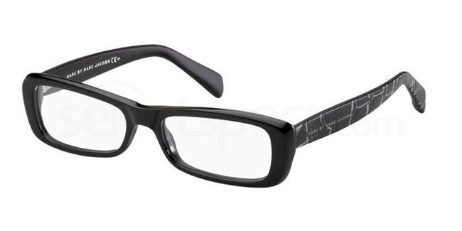YA8 MMJ 547 Glasses, Marc by Marc Jacobs