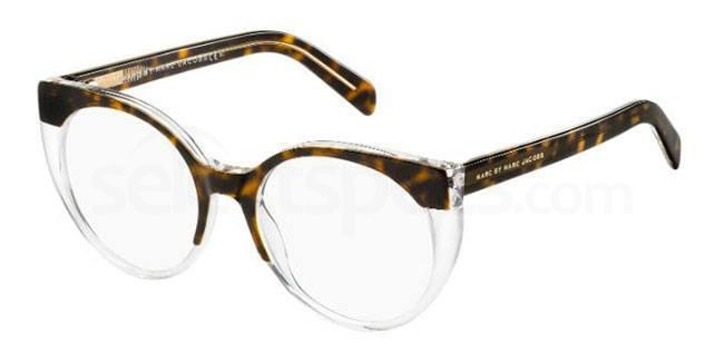 KRZ MMJ 645 Glasses, Marc by Marc Jacobs