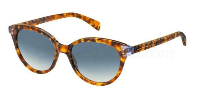 A9J  (G5) MMJ 461/S Sunglasses, Marc by Marc Jacobs