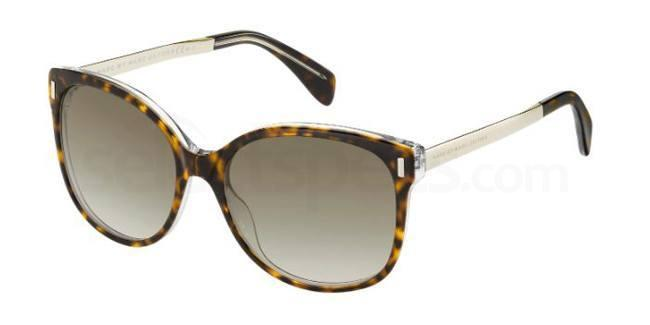 A50  (HA) MMJ 464/S Sunglasses, Marc by Marc Jacobs
