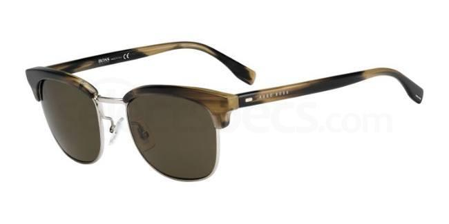 TZ5  (70) BOSS 0667/S Sunglasses, BOSS Hugo Boss