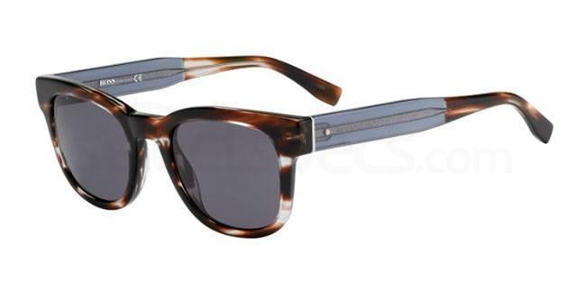K8E (BN) BOSS 0736/S Sunglasses, BOSS Hugo Boss