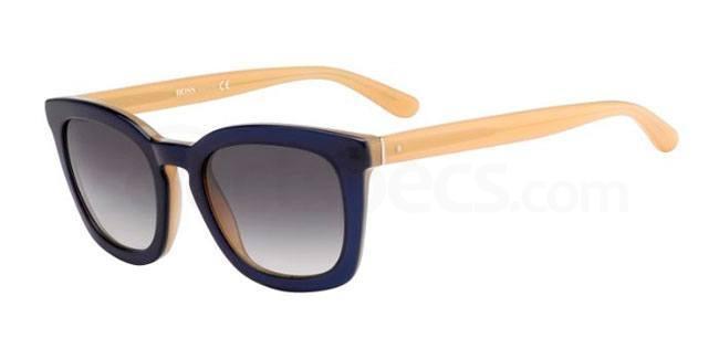 KIQ (9C) BOSS 0743/S Sunglasses, BOSS Hugo Boss