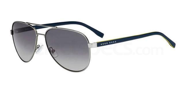 QJI  (DX) BOSS 0761/S Sunglasses, BOSS Hugo Boss