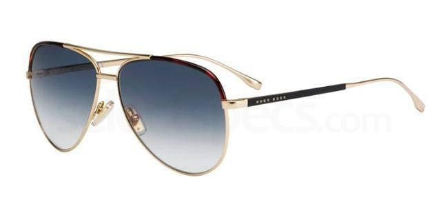 1PW  (UA) BOSS 0782/S Sunglasses, BOSS Hugo Boss