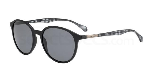 YV4  (6E) BOSS 0822/S Sunglasses, BOSS Hugo Boss