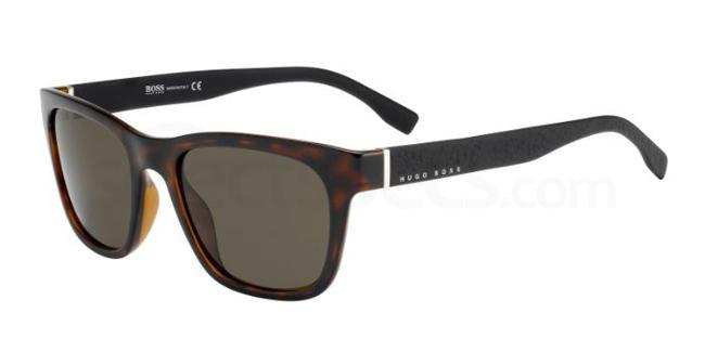 Z2I  (NR) BOSS 0830/S Sunglasses, BOSS Hugo Boss