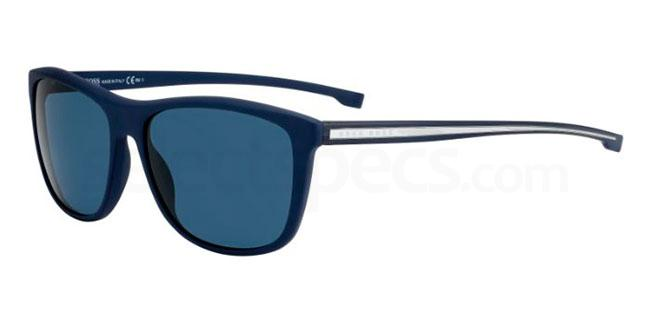 05X  (9A) BOSS 0874/S Sunglasses, BOSS Hugo Boss