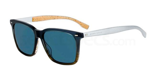 0R7  (9A) BOSS 0883/S Sunglasses, BOSS Hugo Boss
