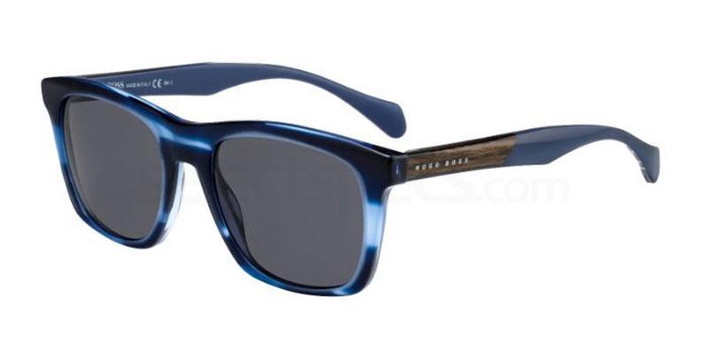1JV (IR) BOSS 0911/S Sunglasses, BOSS Hugo Boss